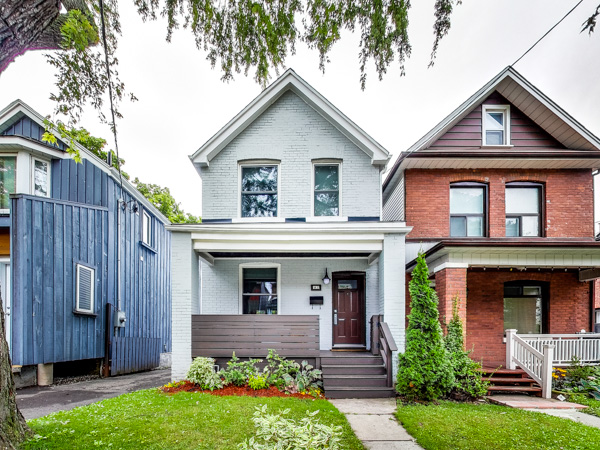 Leslieville detached